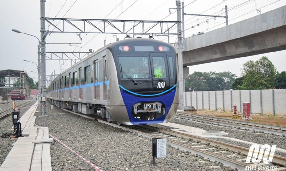 Potret MRT Jakarta | Foto: mrtjakarta
