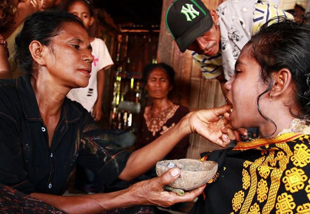 Tradisi Sorongi'is | Foto: serganptt.mlblogs.com