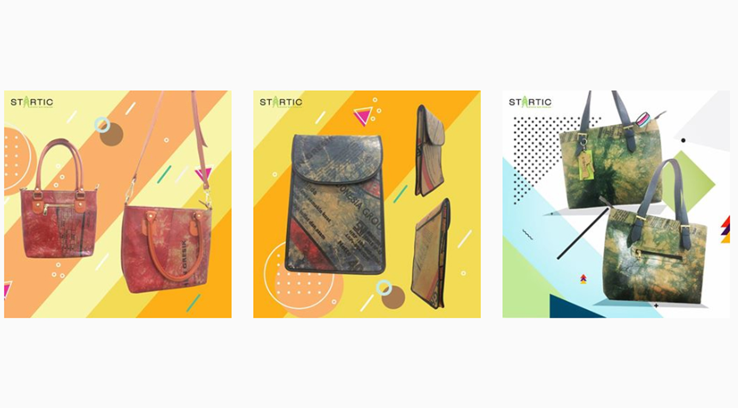 Beberapa produk HeySTARTIC | Foto: instagram.com/HeySTARTIC