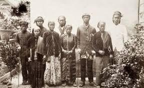 Suku Jawa Tempo Dulu   Foto: budayajawa.id