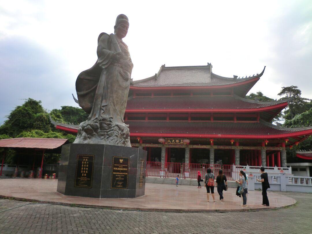 Kuil Sam Poo Kong - 2