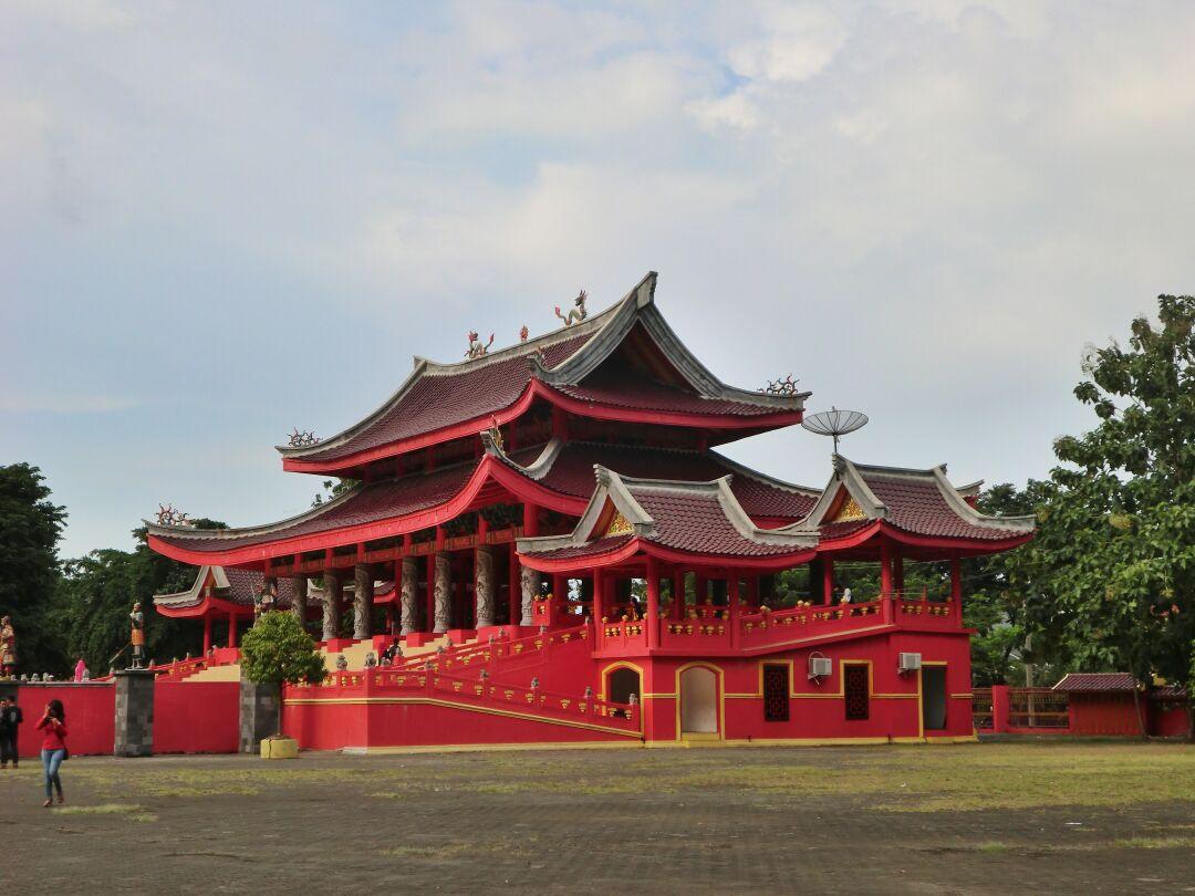 Kuil Sam Poo Kong - 3
