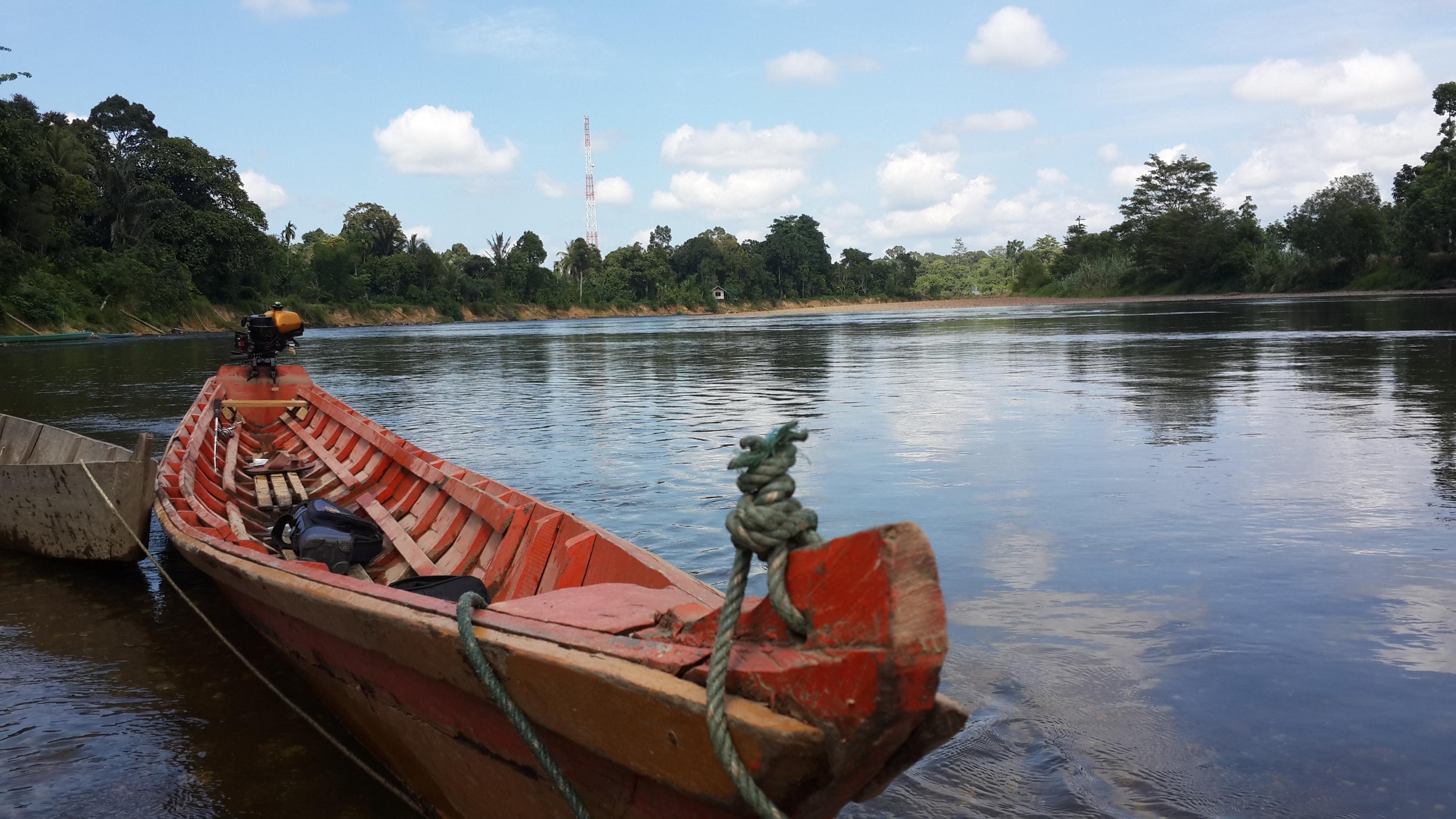Sungai Mendalam