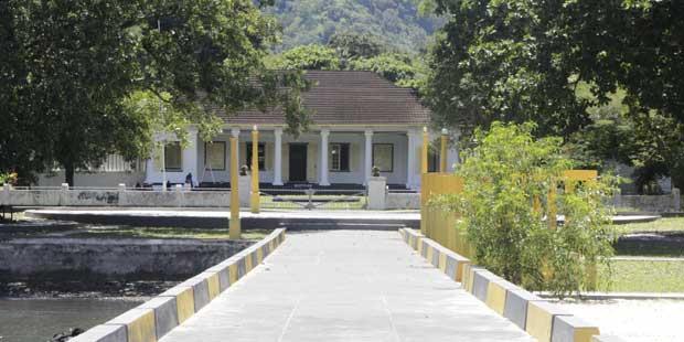Istana Mini di Banda Neira (Foto oleh I Made Asdhiana)