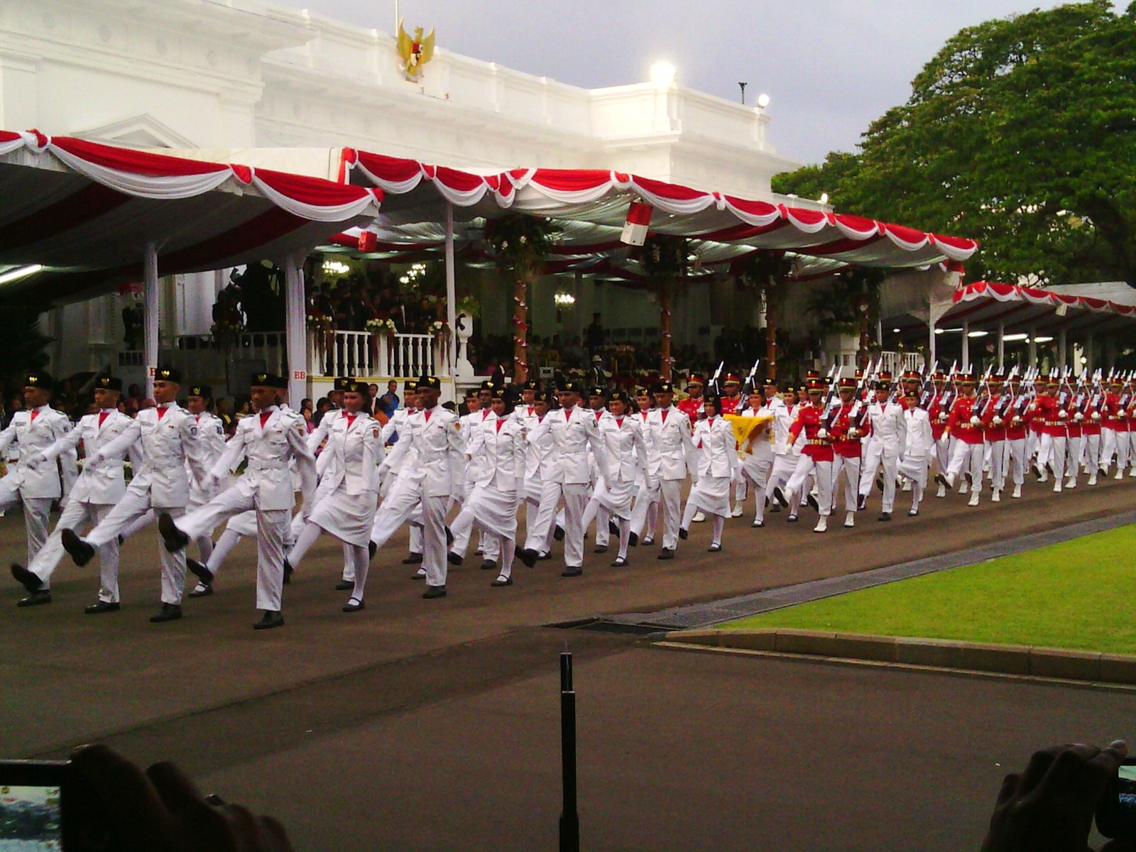 Pasukan Pengibar Bendera Pusaka