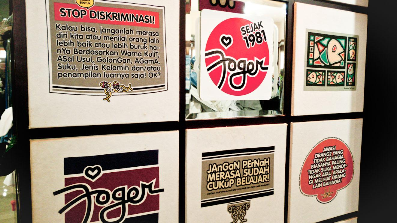 pernah dengar joger jelek bali bagus kalimat aneh nan mendunia good news from indonesia