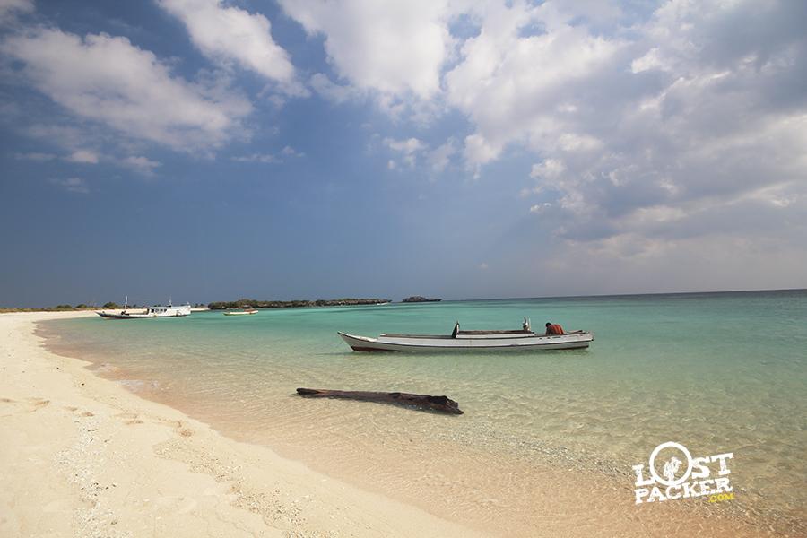 pantai pulau ndana-Rote