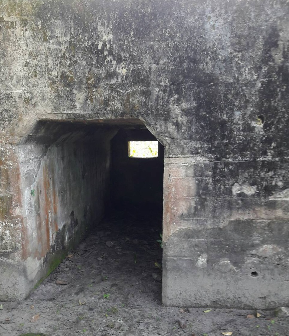 Bunker Jepang Di Balikpapan