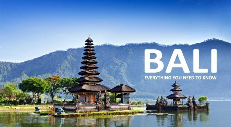Keindahan Pulau Bali. Sumber: hamas.co