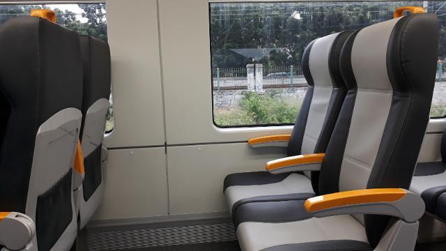 Sejam tidak akan terasa, karena kursinya sangat nyaman (sumber : liputan6)