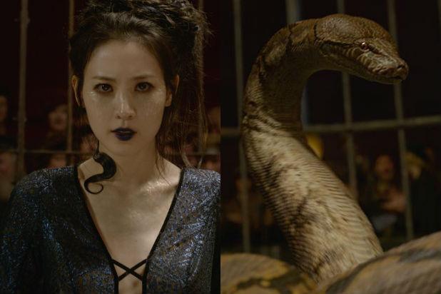"Cuplikan dalam film ""Fantastic Beast 2"""