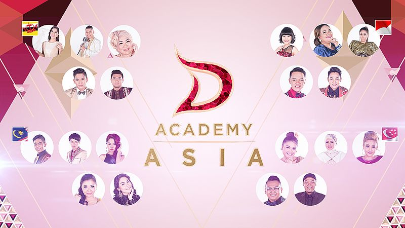 D'Academy Asia (sumber : wikipedia)