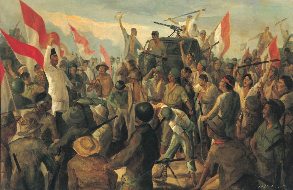 Bung Karno di Tengah Perang Revolusi (1965)