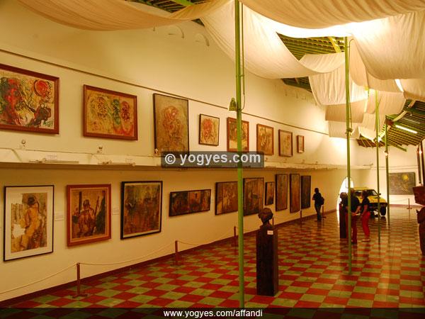 Galeri I di Museum Affandi