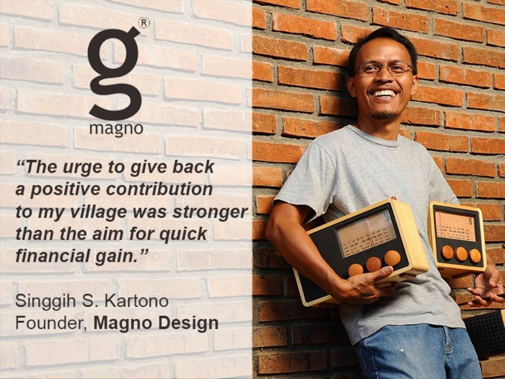 Singgih dan Radio Magno (http://cdn.shopify.com)