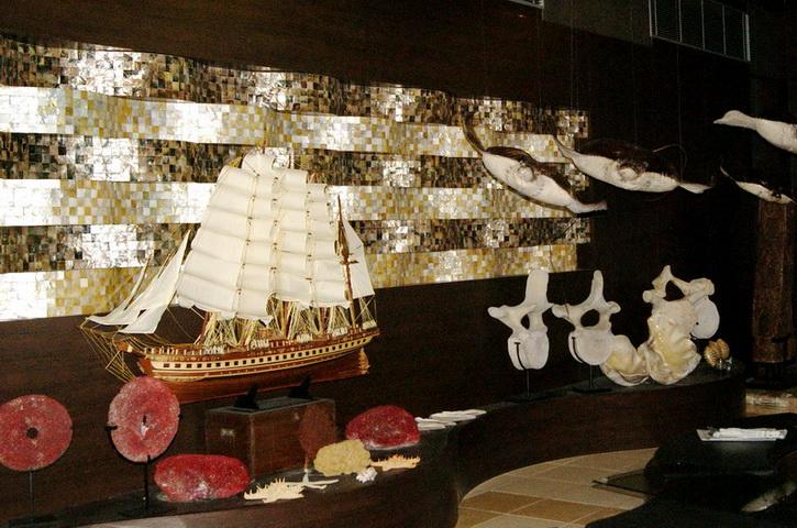 Koleksi Fosil Kerang (http://bali.panduanwisata.id/)