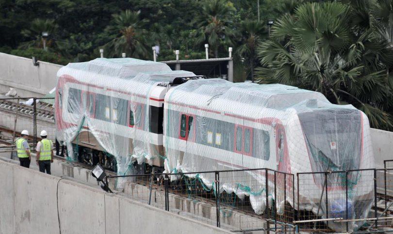 LRT Jakarta siap beroperasi di Asian Games/Hidayah News