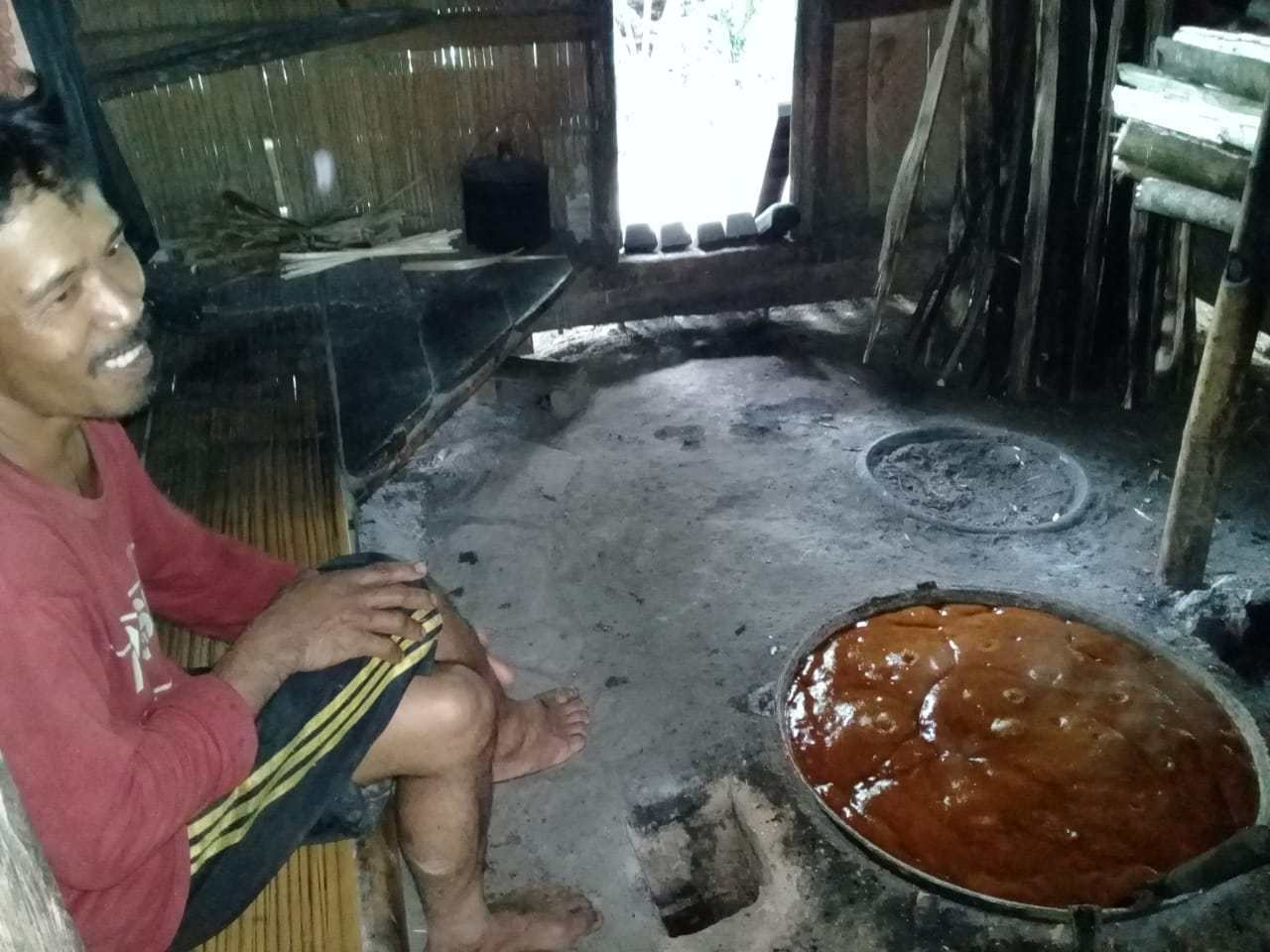 Proses pembuatan gula | sumber: pelitabanten.com