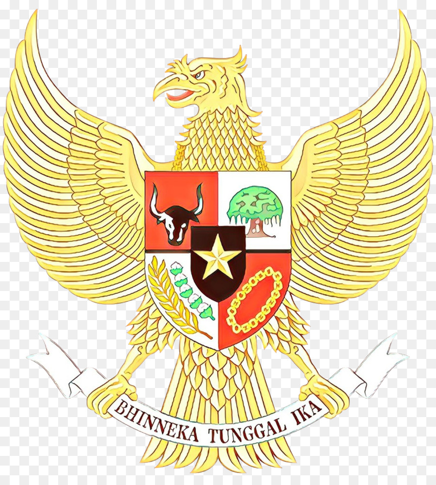 Lambang Pancasila yang paling awal | sumber: sistempemerintahan-indonesia.blogspot.com