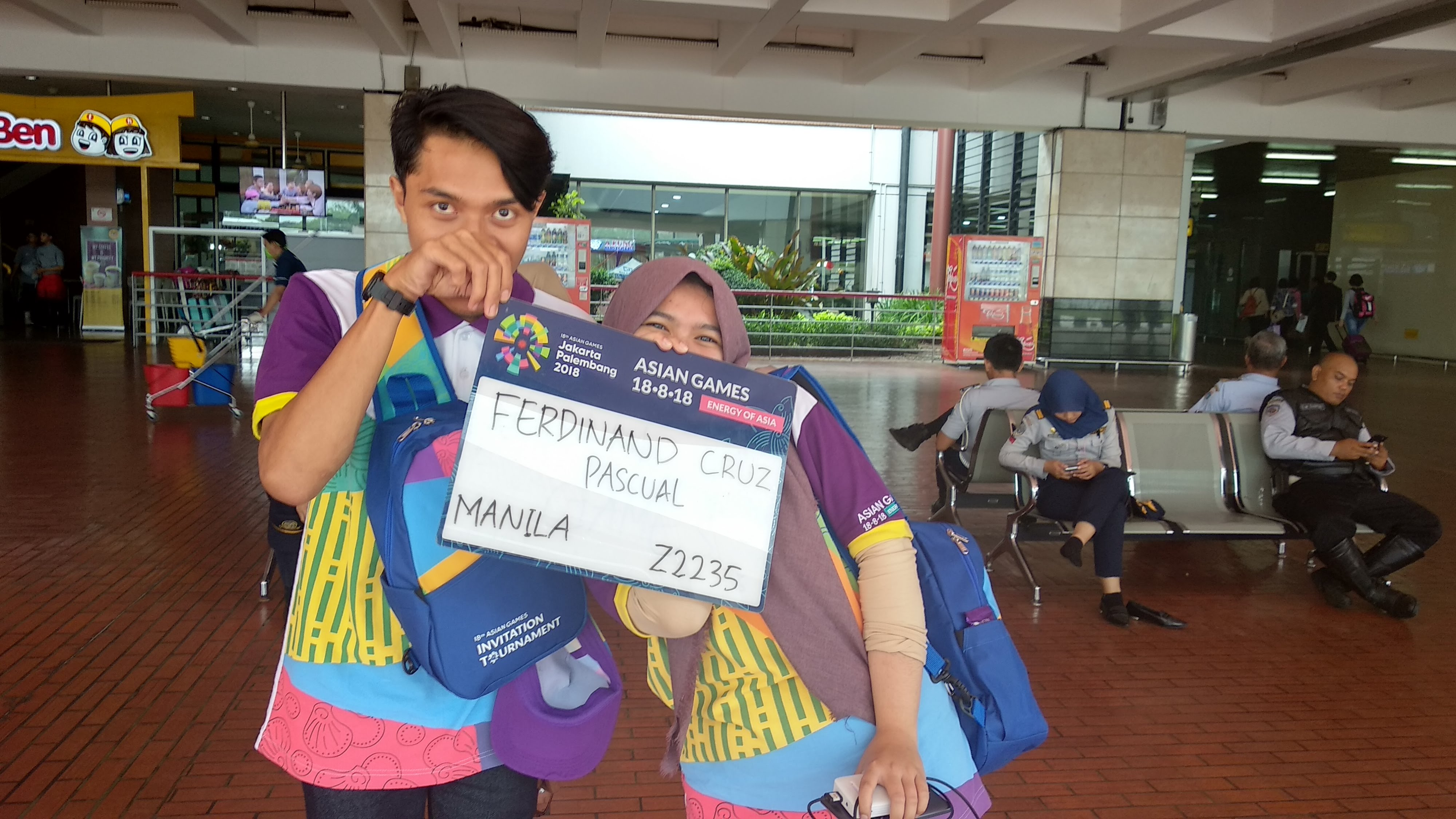 IMG 20180206 100450 HDR - Asian Games Volunteer Pengalaman