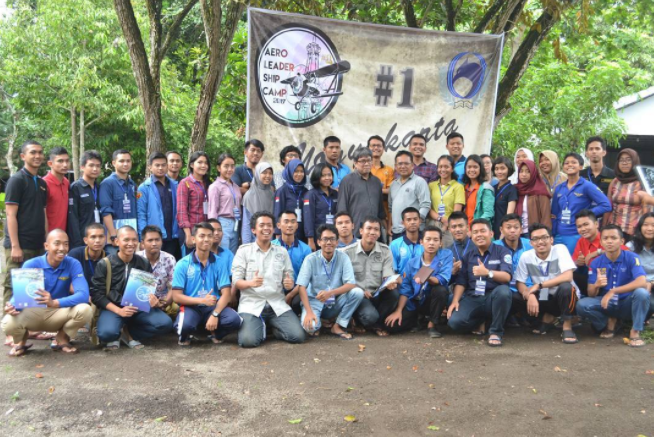 (Aero Leadership Camp 2017/Wijaya Fikri)