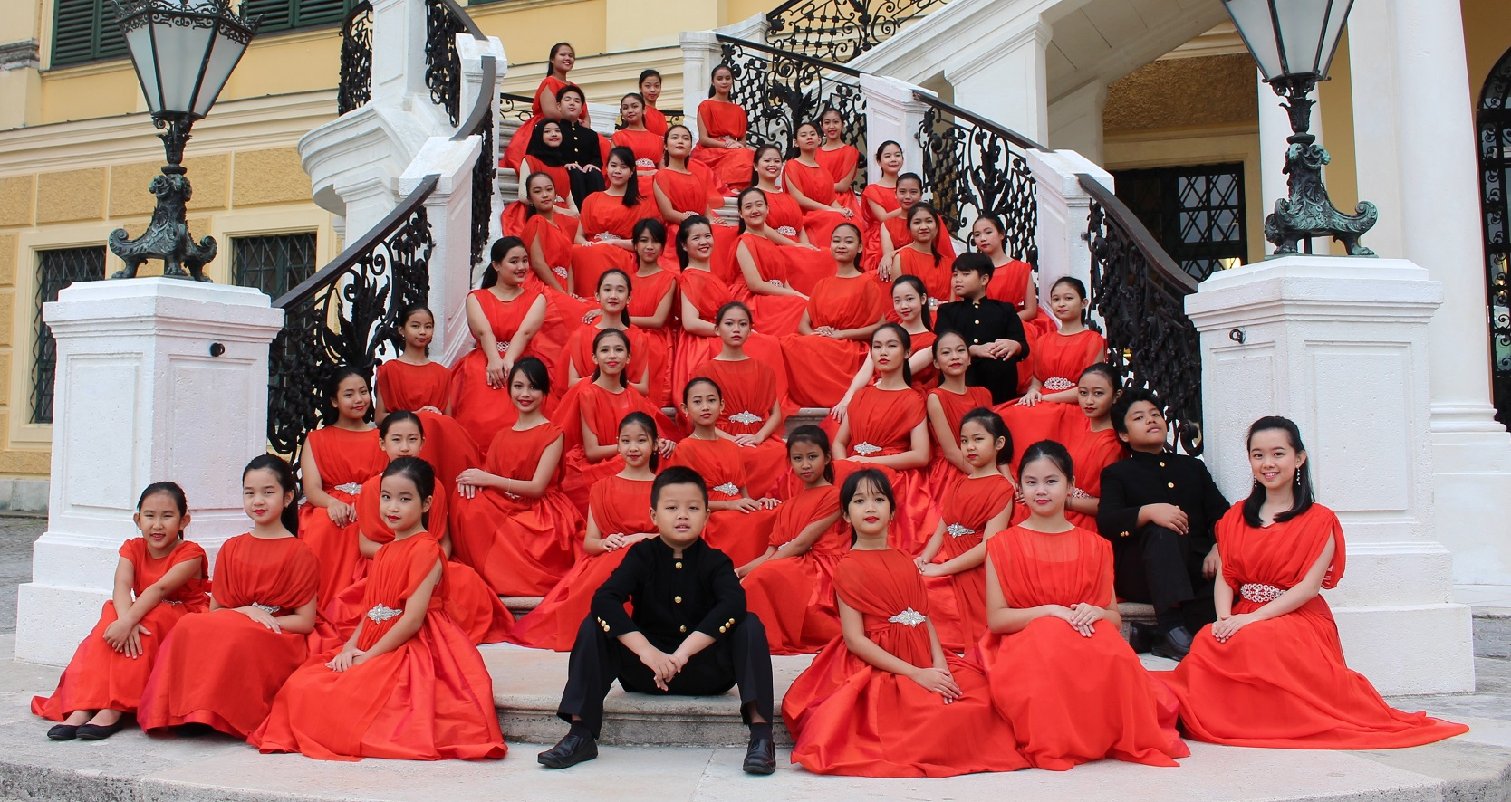 The Resonanz Children Choir's (TRCC) (Foto: http://www.venicechoralcompetition.it)