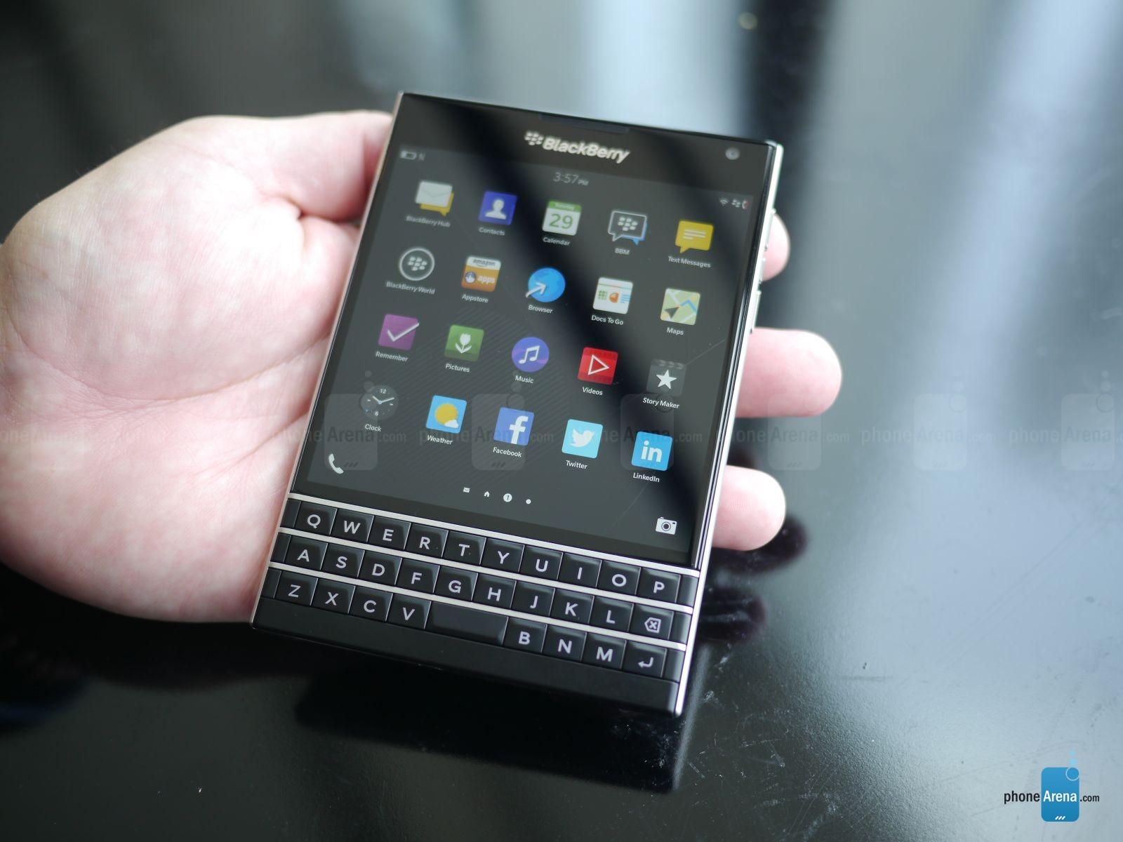 Blackberry, raksasa dari Kanada | phonearena.com