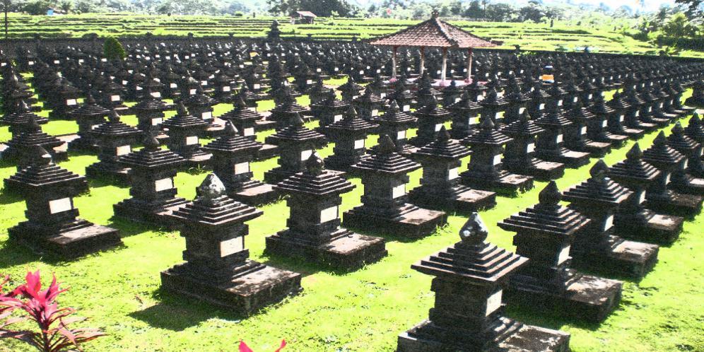 Monumen Nasional Taman Pujaan Bangsa Margarana | beritabali.com