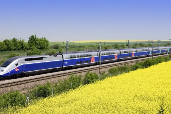 Kereta TGV di Eropa | | hipocketwifi.com