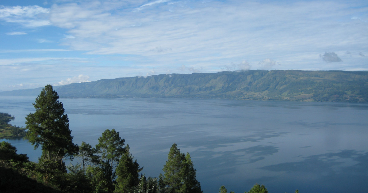 Pesona Danau Toba (B10m)