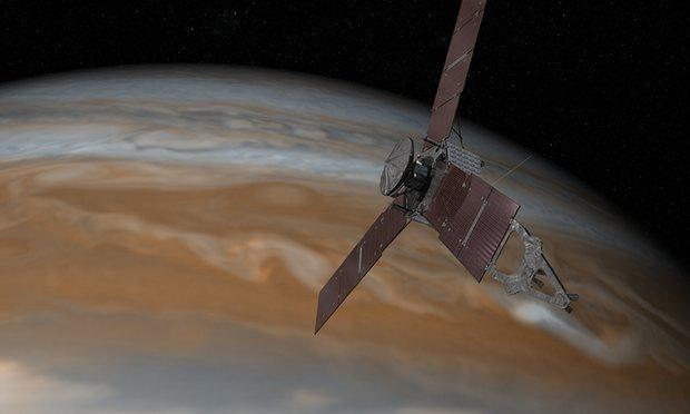 Juno, setelah 2.8 milyar km | NASA.gov