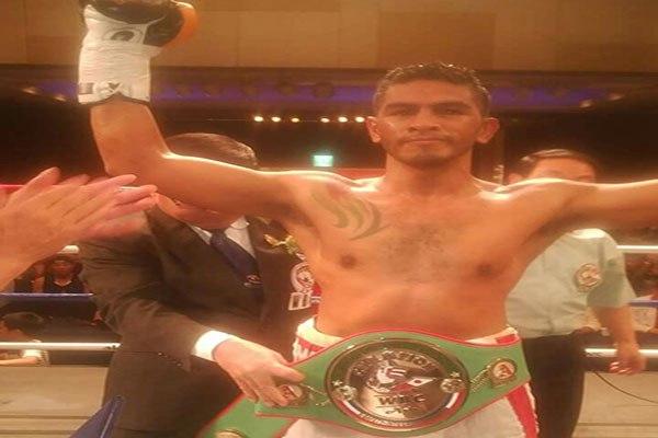 Maxi Nahak Rodriges, Petinju Indonesia Merebut Juara WBC Asia