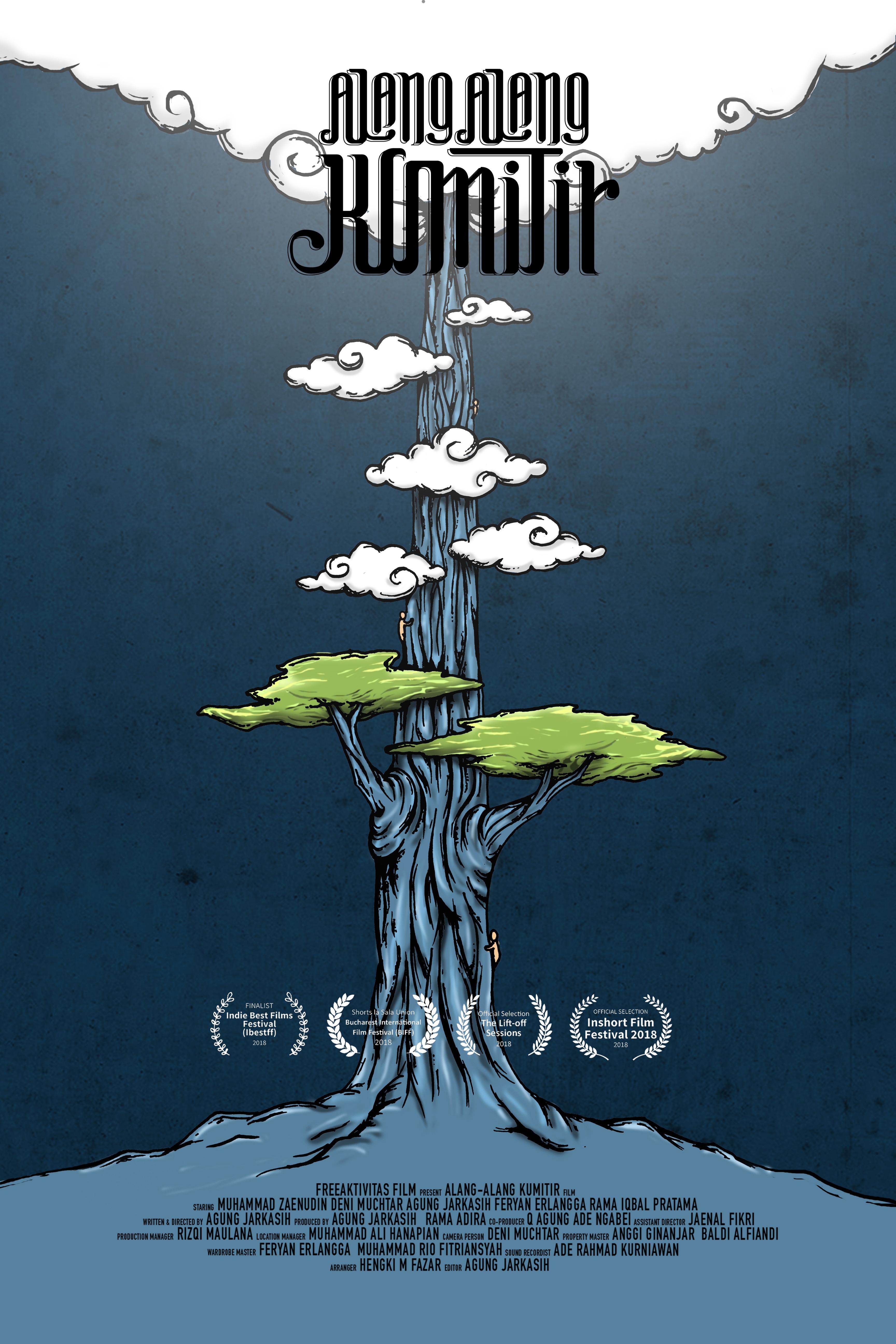 Poster Film Alang - Alang Kumitir