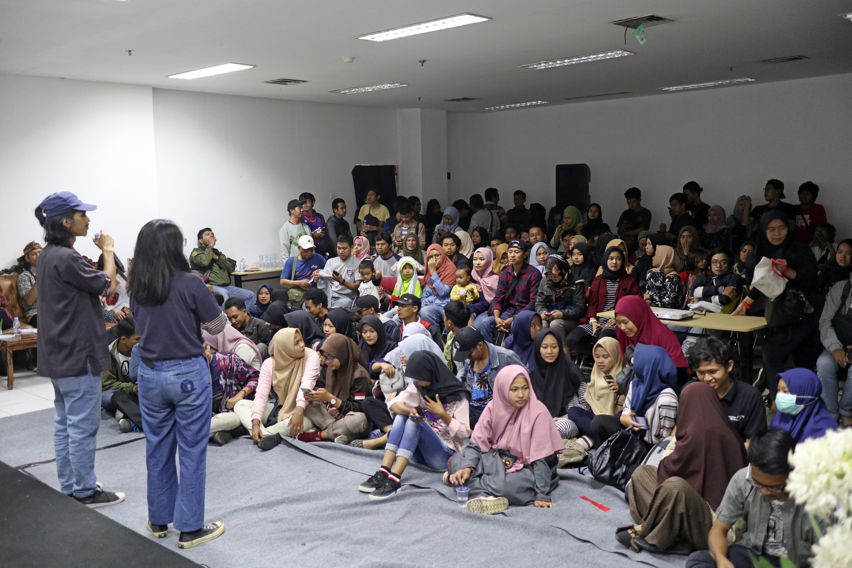 Launching Film Alang - Alang Kumitir.