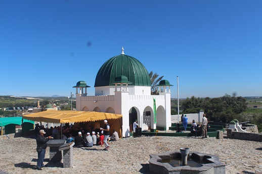 Makam Syekh Yusuf di Macassar Village
