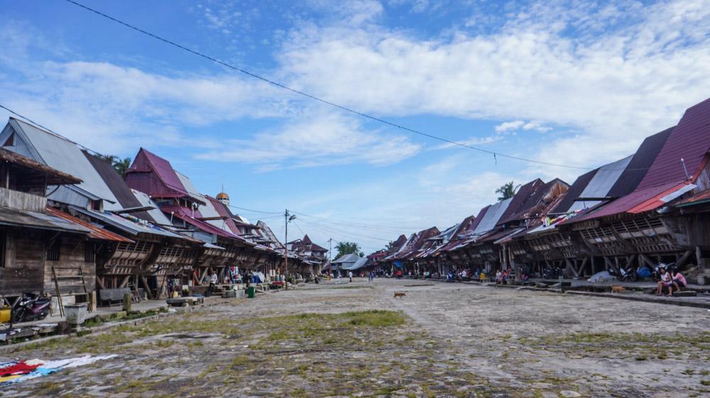 Desa Bawomataluo, Desa Warisan Budaya. © Fitria Dwi S