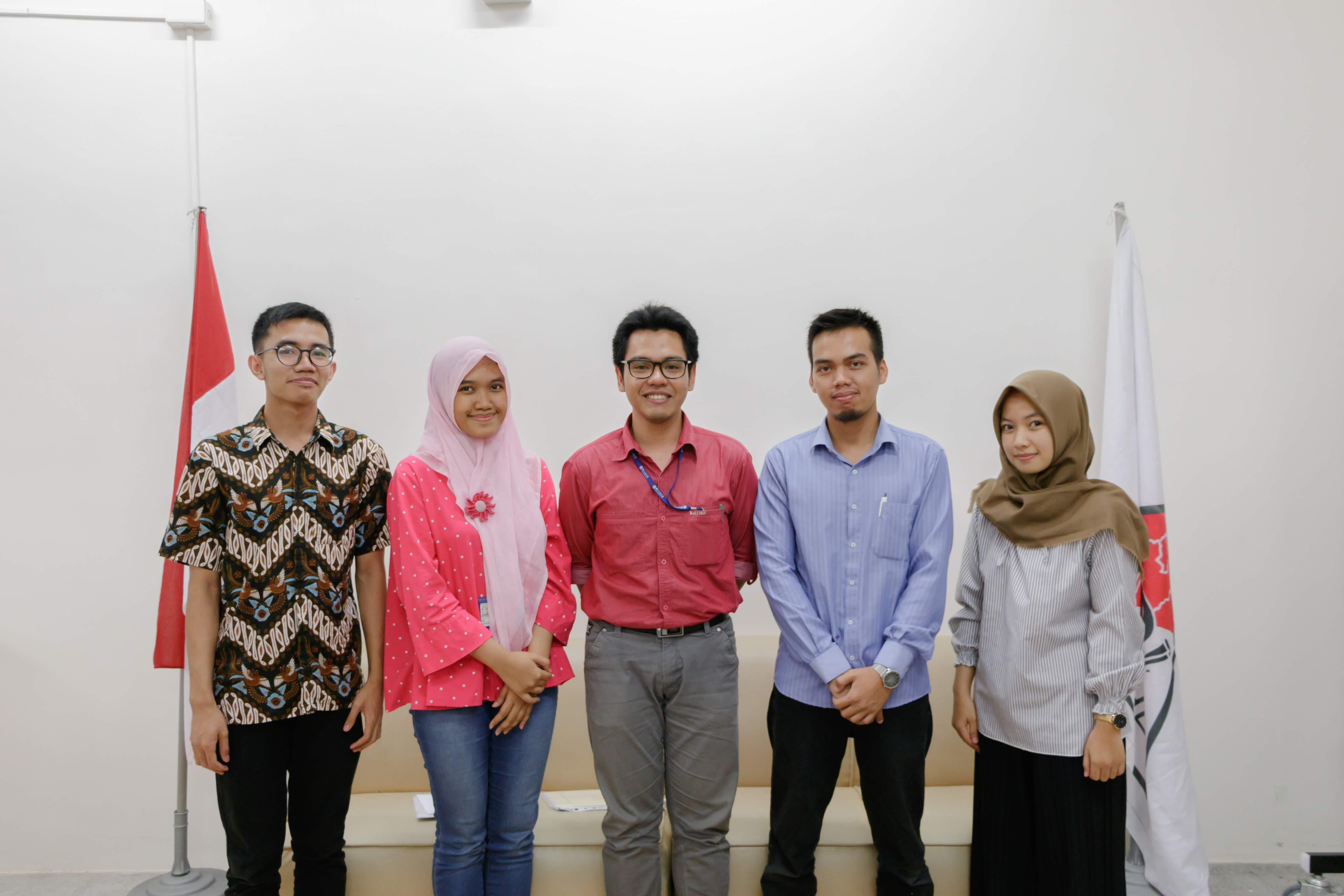 Foto bersama Majelis Musyawarah PPI Hsinchu periode 2018/2019 dan 2019/2020 yang hadir dalam RU-PPI Hsinchu