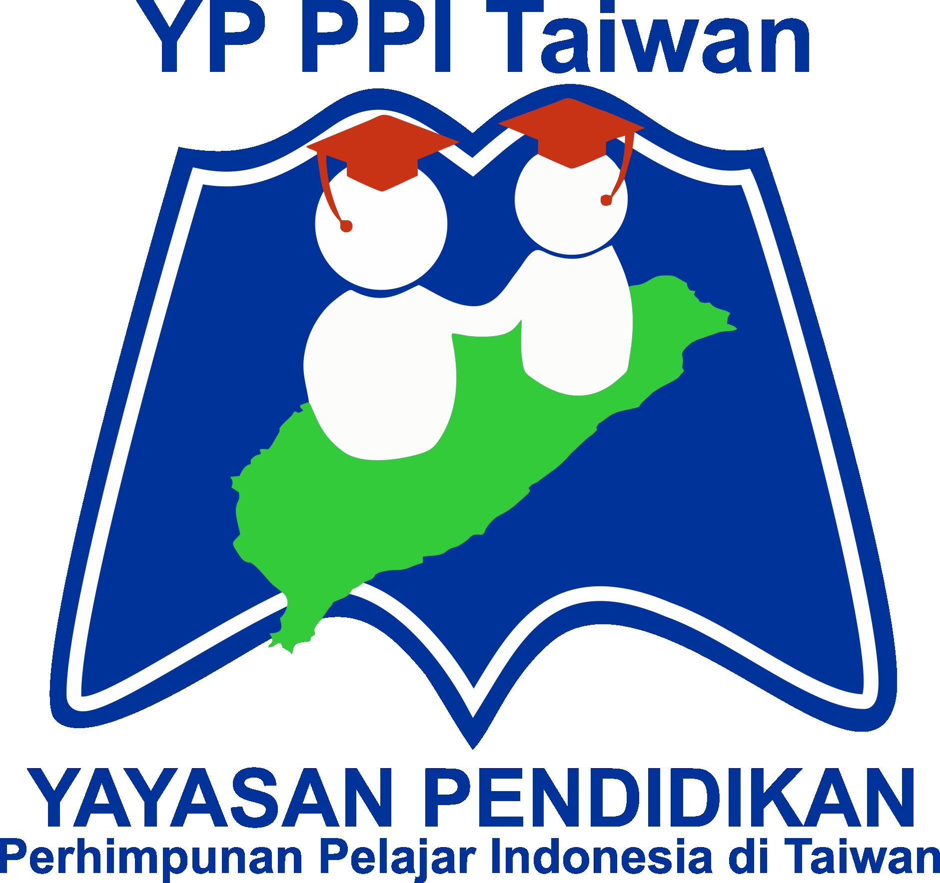 Lambang Yayasan Pendidikan PPI Taiwan