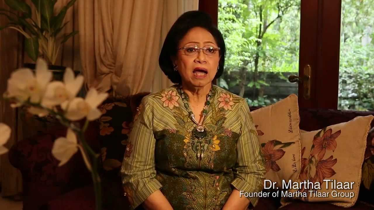 Dr. Martha Tilaar, pendiri dari Martha Tilaar | Sumber: kamarberita.com