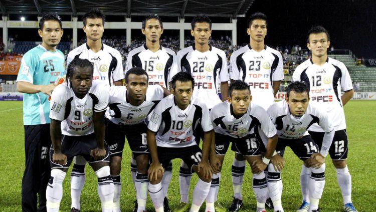 Jersey Klub Malaysia, Trengganu FA | Sumber: indosport.com