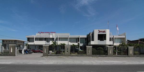 Salah satu pabrik MAK | Sumber: mak-techno.com