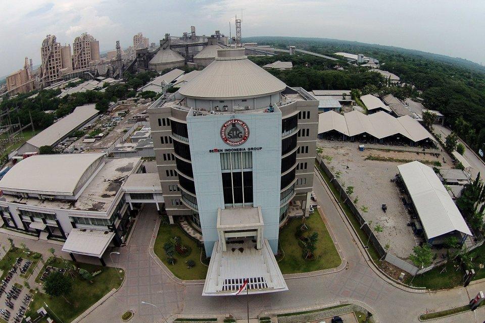 Pabrik Semen Indonesia | Sumber: katadata.co.id