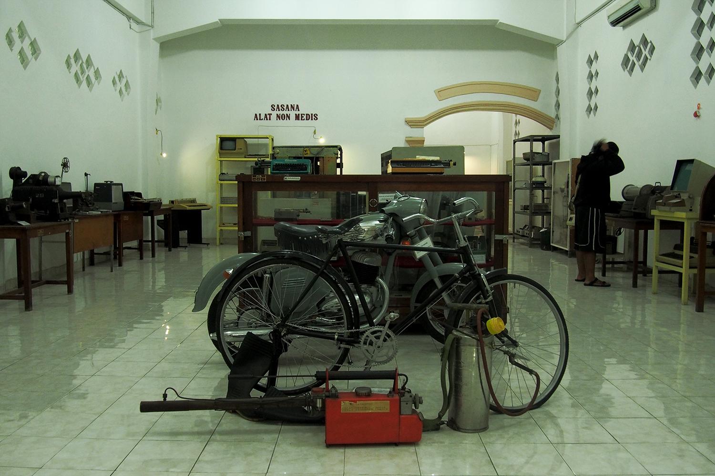 Ruang dan Letak Museum