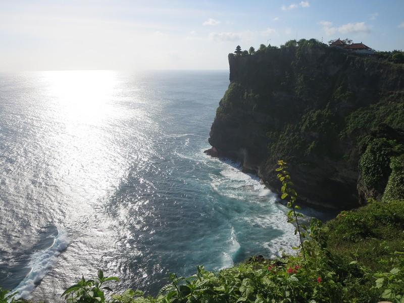 Tebing Pura Uluwatu