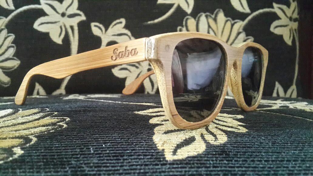 Kacamata Bambu. Foto: Sahabat Bambu