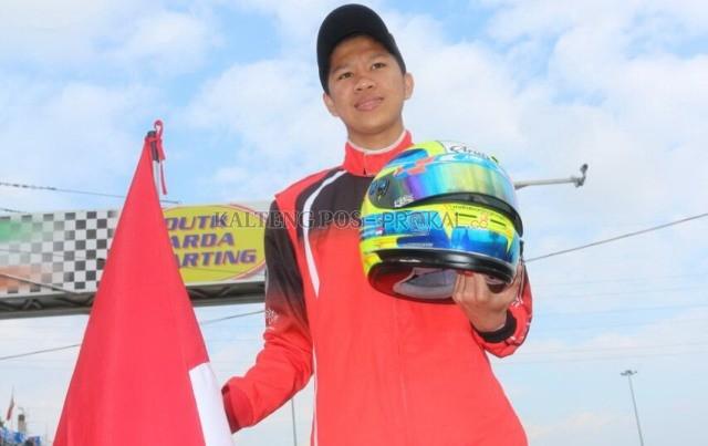 Agi Borneo berhasil menembus Final Rok Cup Internasional di Italia, pekan lalu. Sumber: Kalteng Pos