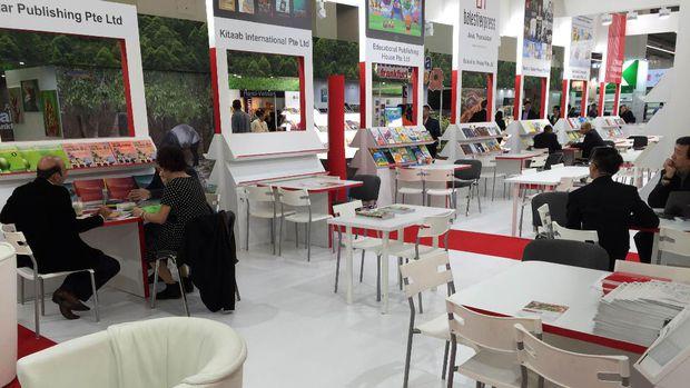 Indonesia di Frankfurt Book Fair. Foto: Andi Saputra, detikcom