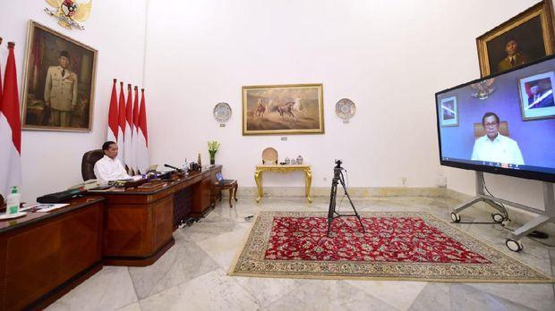 Presiden Joko Widodo. Foto: Biro Pers Sekretariat Presiden/Muchlis J