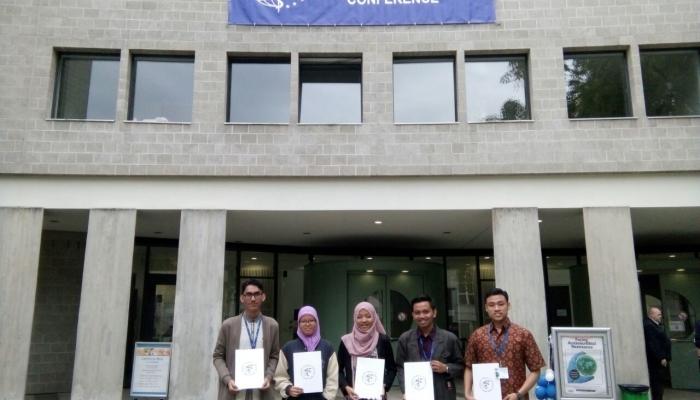 Mahasiswa UGM Raih Penghargaan dalam European Student Conference di Jerman. sumber: UGM