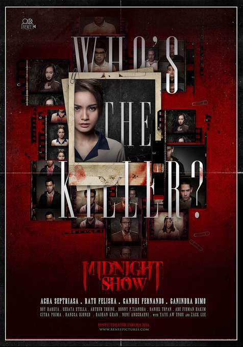 Midnight Show movie poster